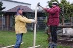 Vorbereitung NABU-Obstbaumaktion 07