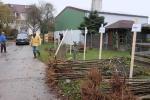 Vorbereitung NABU-Obstbaumaktion 14