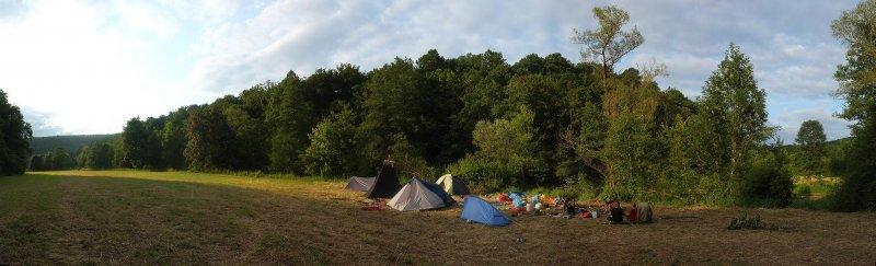 Lager am Dreiecksfelsen 13