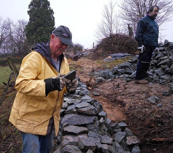 Steinmauer 5
