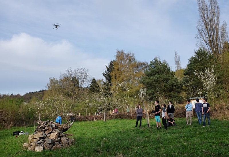 Drohnentraining 11