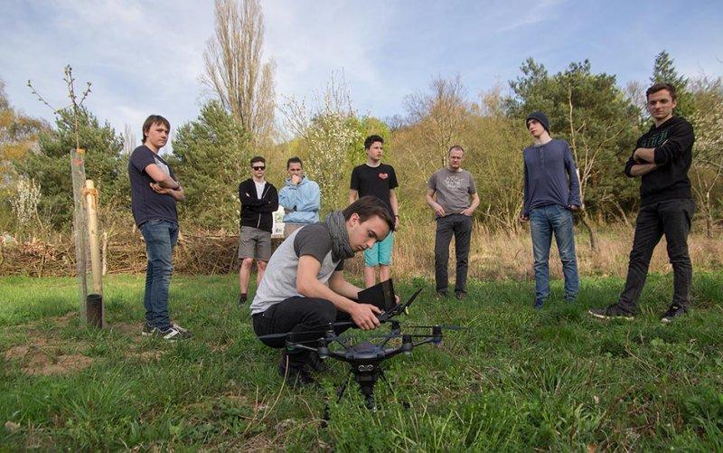 Drohnentraining 03