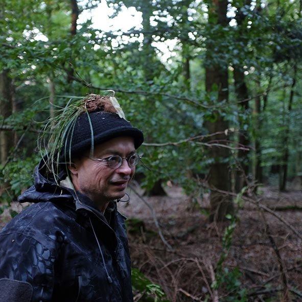 Waldeinsatz Weisstannenschutz - Tino