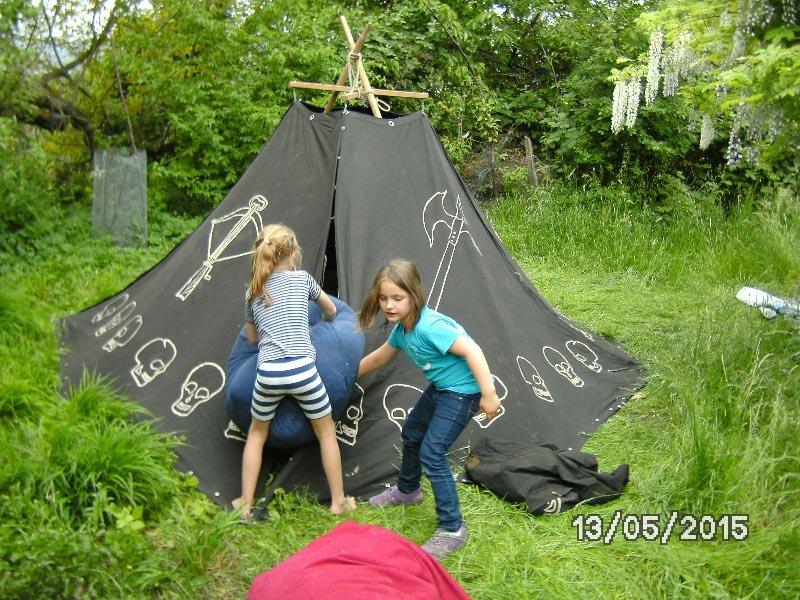 04 Camping in Eckis Garten