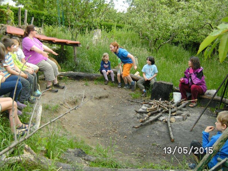 05 Camping in Eckis Garten