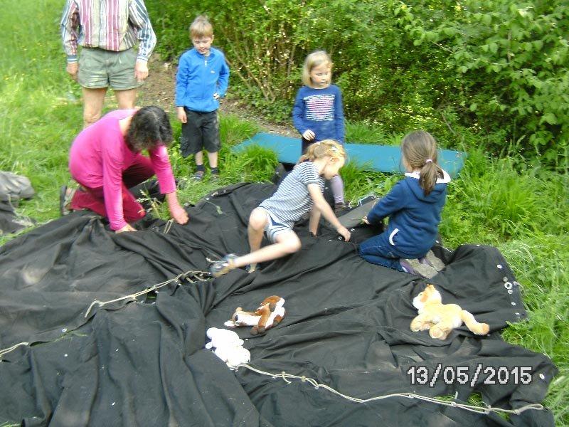 08 Camping in Eckis Garten
