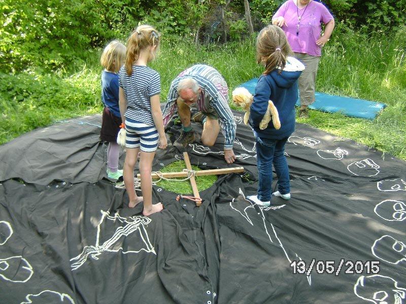 09 Camping in Eckis Garten