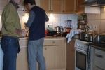 Erntefest der Wühlmäuse - Küche