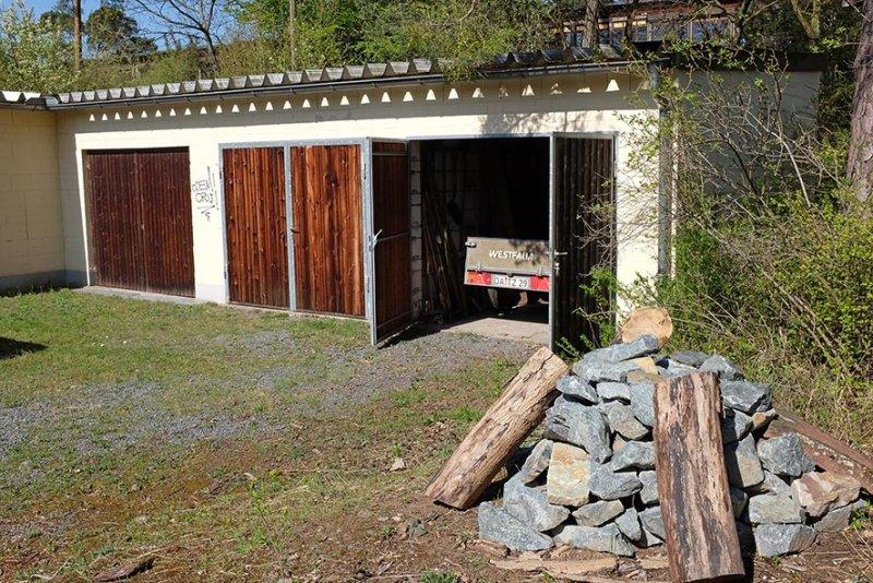 Mauereidechse an der NABU-Garage 2 10x15s