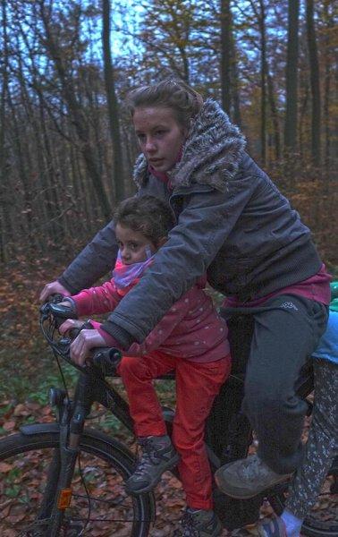 Sternwanderung - Radtour in der Dämmerung mit Anna Carlotta und Dodo 3