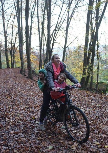 Sternwanderung - Radtour mit Anna Carlotta und Dodo 1