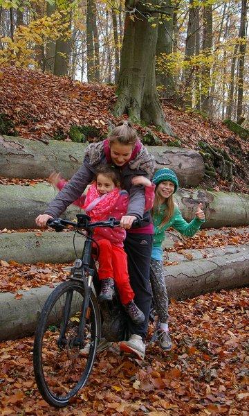 Sternwanderung - Radtour mit Anna Carlotta und Dodo 3