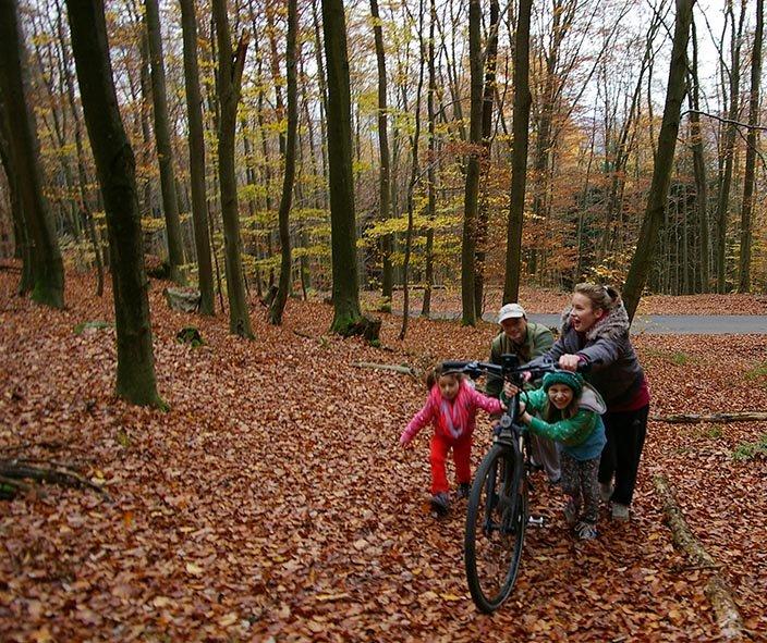 Sternwanderung - Radtour mit Anna Carlotta und Dodo 4