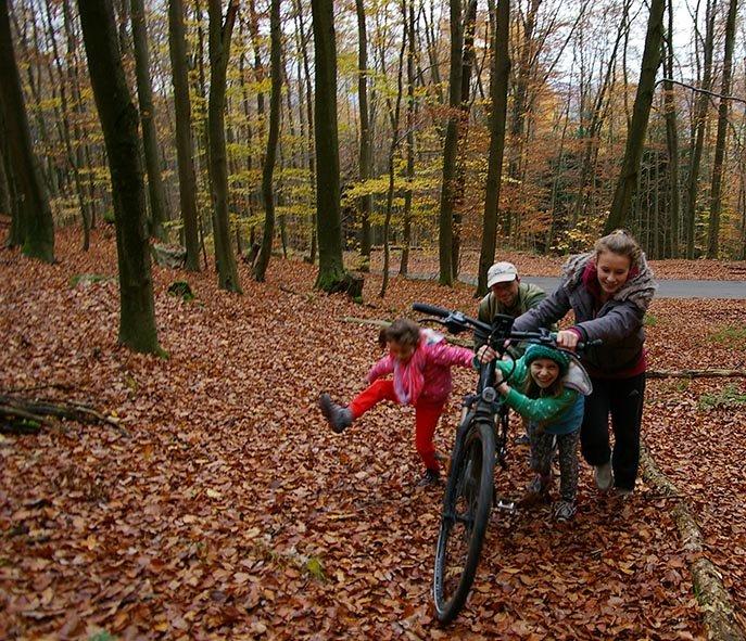 Sternwanderung - Radtour mit Anna Carlotta und Dodo 5