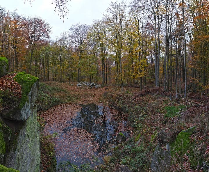 Sternwanderung - Wassersteinbruch 1