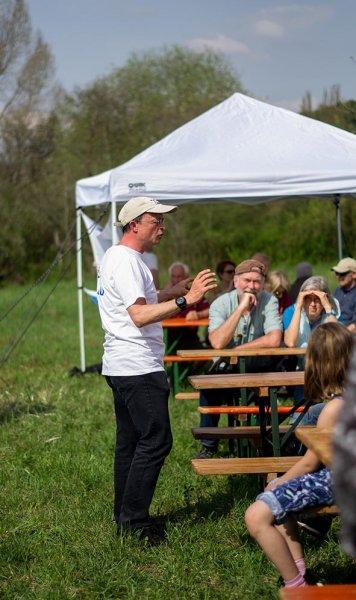 Kirschgartenfest Rede Tino