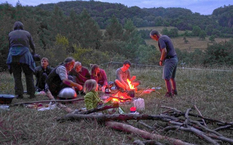 Lagerfeuer 17