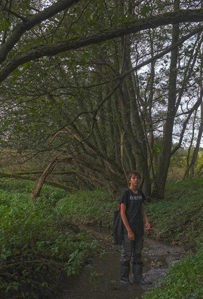 Wasserwandern am Beerbach 15