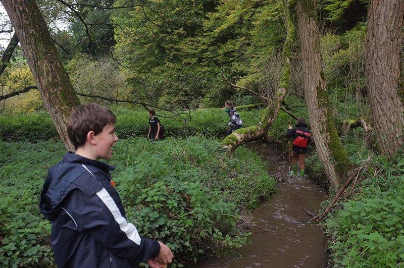 Wasserwandern am Beerbach 22
