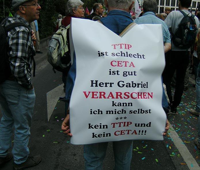 Anti-CETA Frankfurt 08