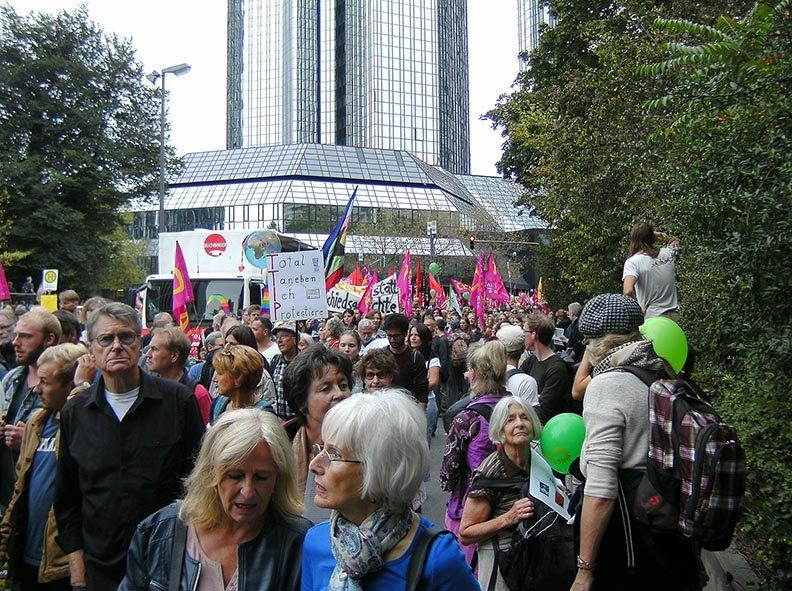 Anti-CETA Frankfurt 09