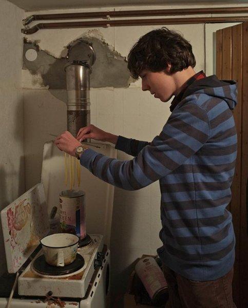 04 Kerzen ziehen mit Dennis