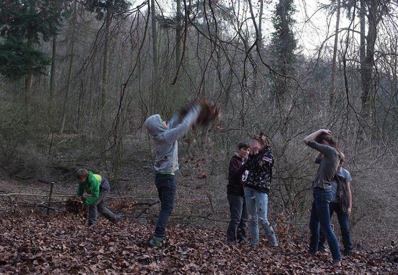 Laubschlacht am Wühlmausweiher 13