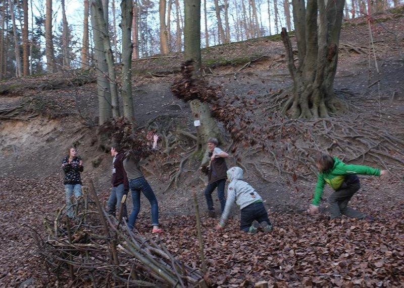 Laubschlacht am Wühlmausweiher 16