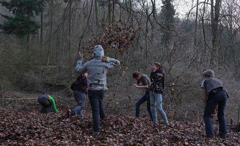 Laubschlacht am Wühlmausweiher 06