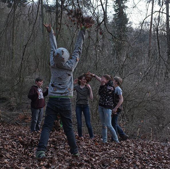 Laubschlacht am Wühlmausweiher 08