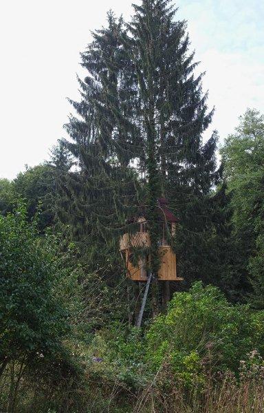 Baumhaus Etzwiesen 1