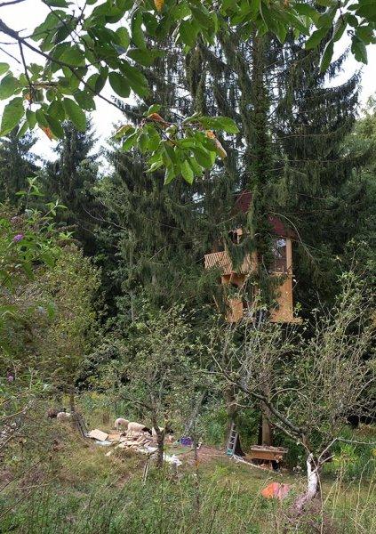 Baumhaus Etzwiesen 2