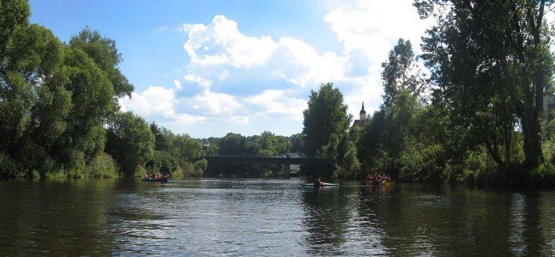 auf dem Fluss 4 10x22