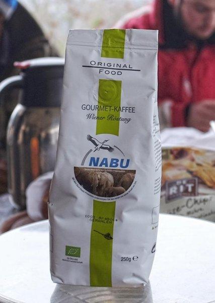 Kaffeetafel - NABU-Kaffee