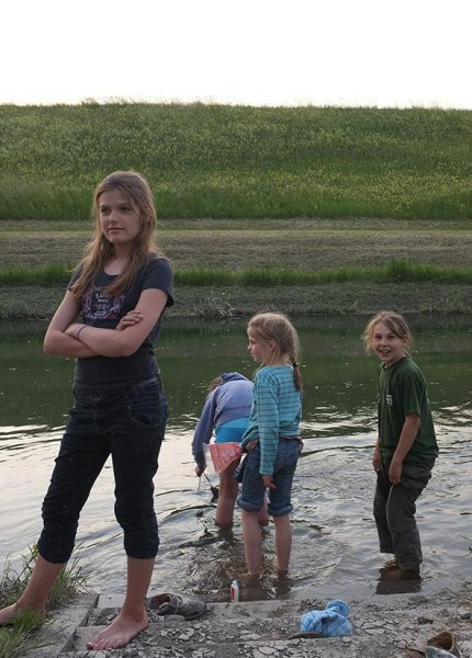 Camp Mückenplage - am Kanal 09