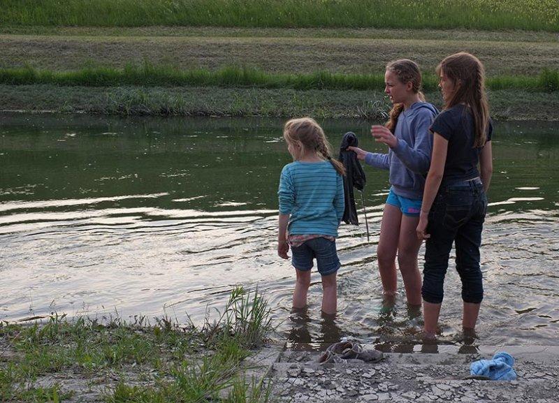 Camp Mückenplage - am Kanal 11