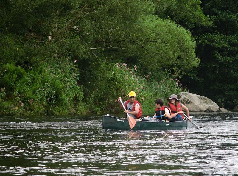 Auf dem Fluss 4 10x15