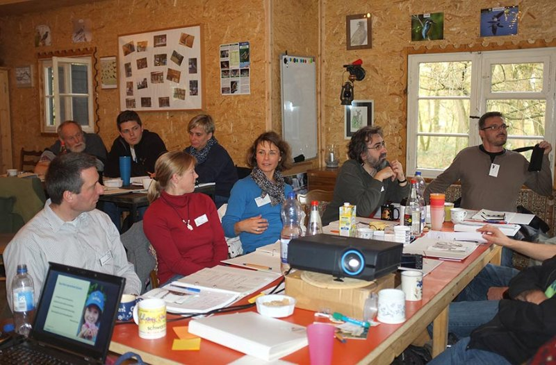 16 Starkmacher-Seminar