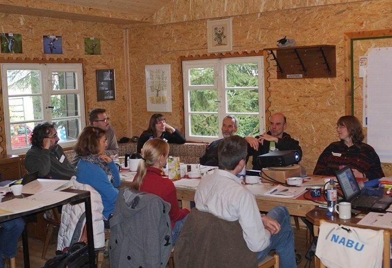 17 Starkmacher-Seminar