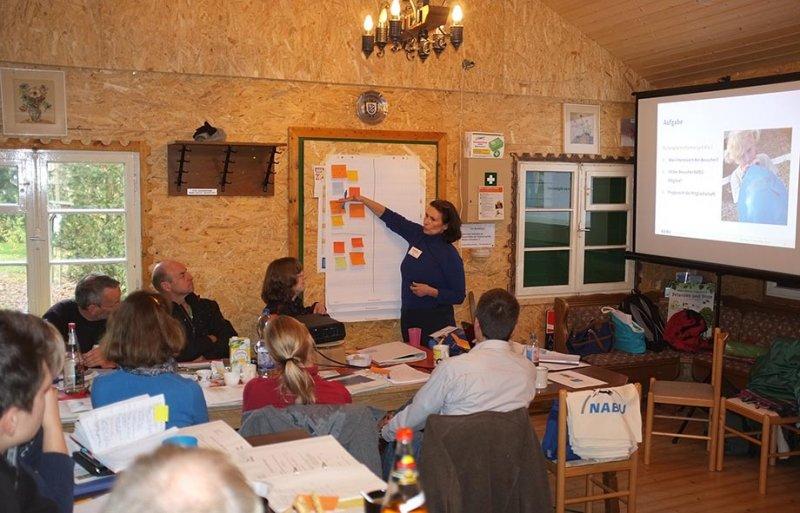 20 Starkmacher-Seminar