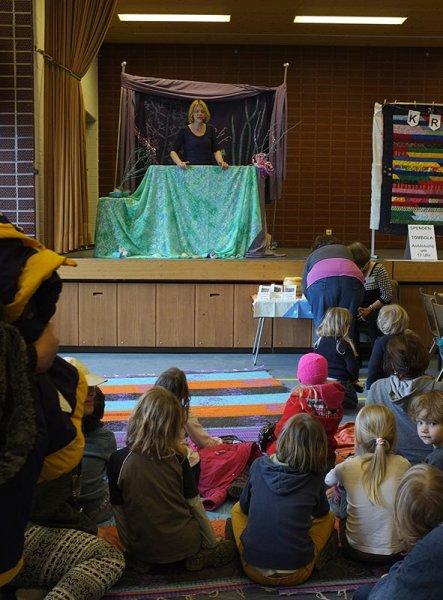 Messe Malchen Kindertheater