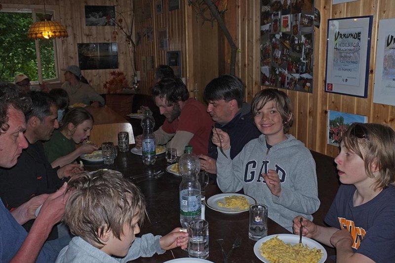 Bootsclub Freistett - Abendbrot 1