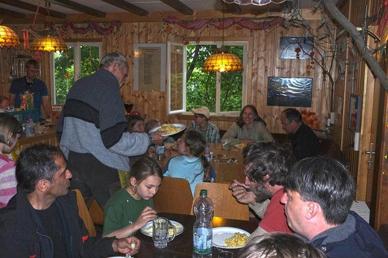 Bootsclub Freistett - Abendbrot 2