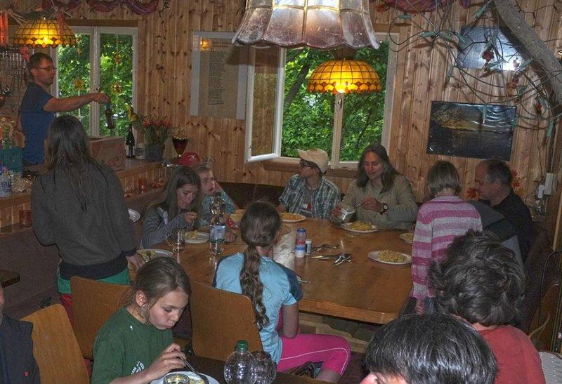 Bootsclub Freistett - Abendbrot 3