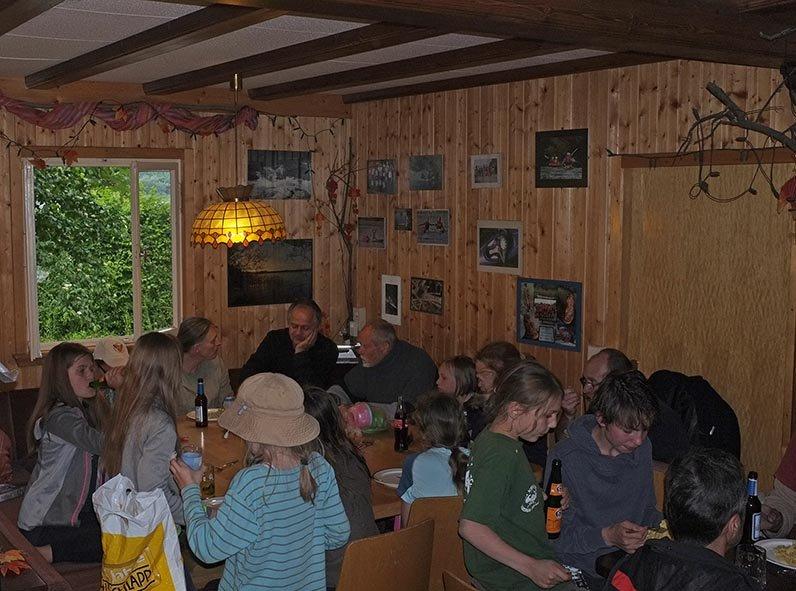 Bootsclub Freistett - Abendbrot 5