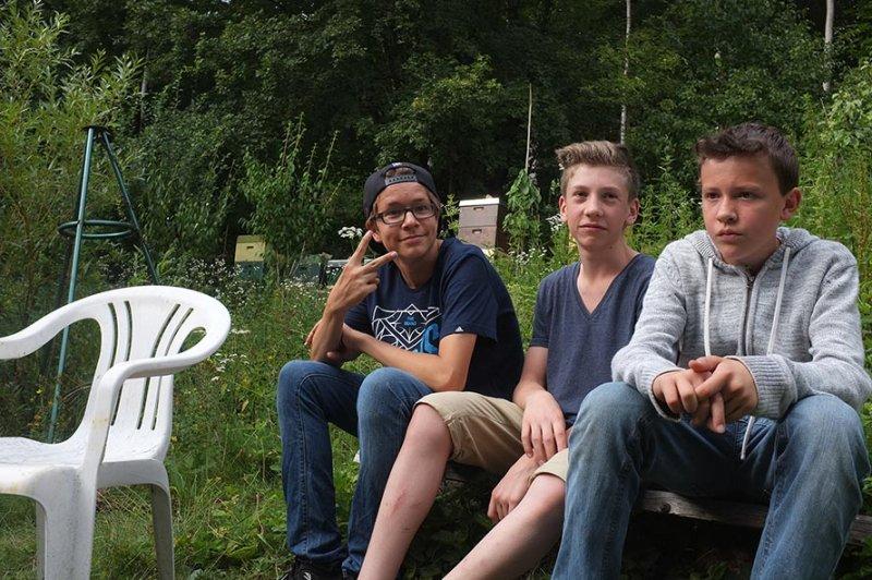 NAJU Gruppe Lager Etzwiesen -Jonas _ Lovis 1