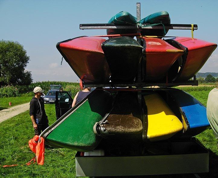Boote aufladen 2 10x12s