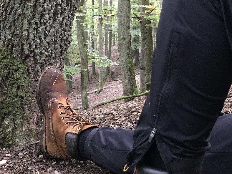 Pirschgang - wo ist der Hirsch