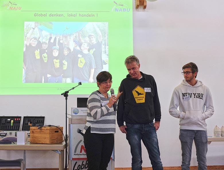 NAJU Forum Wetzlar - Frank 2 10x13s