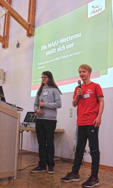 NAJU Forum Wetzlar - Marco Schwab 2 10x16s